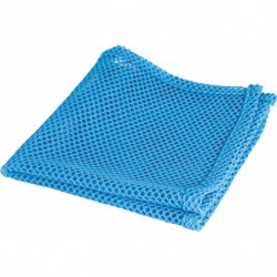 Filet grattant bleu